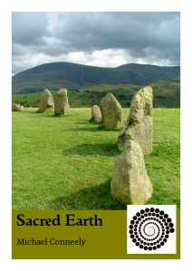 Buy this New novel from amazon Kindle: Sacred Earth by Michael Conneely