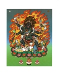 The three Vedic Lunar Signs that lie behind Scorpio: Swati, Vishakha and Anuradha