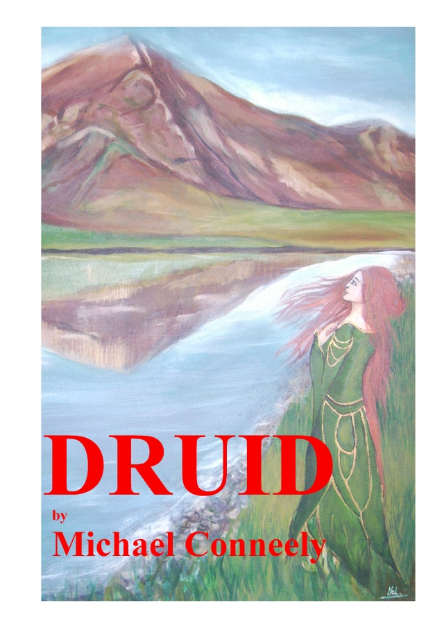Druid Novel Cover