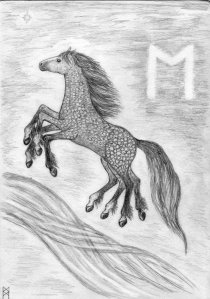 rune ehwaz