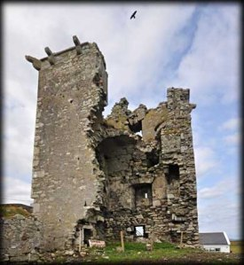 Grace O'Malley's Castle, Renvyle