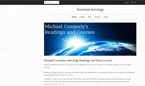 New Shopping Site for Astrology, Healings and Earth Spirituality