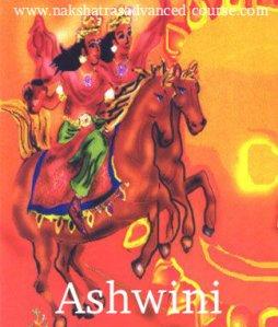 Learn Vedic Astrology: Ashwini Nakshatra or Lunar Sign