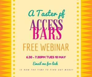 Maggie access bars talk