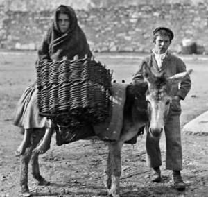 connemara peasants