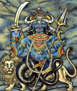 Rahu, North Node of the Moon