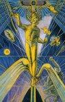 Magus Tarot Card